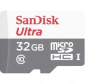 Sandisk 32 Gb Microsd 80mb S Class10 Eken Sjcam Hero Novatek General Plus Hafıza Kartı