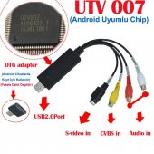 S Link Sl Vd017 Stil Usb 2.0 Vhs Hi8 Video Capture Card Utv007
