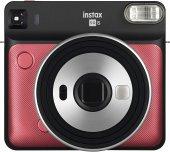 Fujifilm İnstax Sq6 Fotoğraf Makinesi (Rubby...