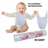 Kullan At Bebek Mama Önlüğü 30 Adet