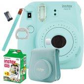 Fujifilm İnstax Mini 9 Ekonomik Kit (Açık Mavi)...