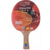 Vertex Spinmaster 3 Yıldız Ittf Onaylı Masa Tenisi Raketi