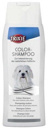 Trixie Köpek Şampuanı Beyaz Açık Renk Tüy 250ml...
