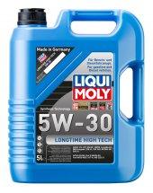 Liqui Moly 5w30 Sentetik Motor Yağı Long Time...