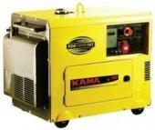 Kama By Reis Kde 6700 T3 Dizel Jeneratör (6 Kva) Marşlı Trifaze