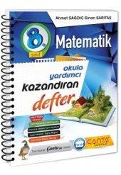 çanta Yayınları 8.sınıf Matematik Kazandıran Defter 2019