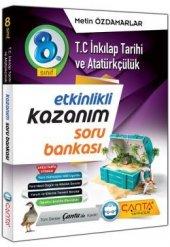 çanta Yayınları 8.sınıf Kazanım Tc.ink.tar.ve Atatürkçülük Soru Bankası