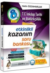 çanta Yayınları 8.sınıf Kazanım Tc.ink.tar.ve Atatürkçülük 3 Lü Set