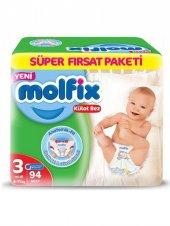 Molfix Süper Fırsat Paketi 3 94 Adet