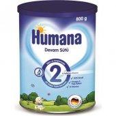 Humana 2 Bebek Sütü 800 Gr