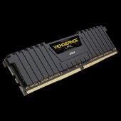 Corsair Vengeance 16GB 2400Mhz DDR4 CMK16GX4M1A2400C16 Soğutuculu Bellek -2