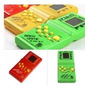 Nostalji Kutulu Atari Oyunu El Tetris Oyunu