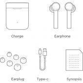 Xiaomi Airdots Pro Bluetooth Spor Kablosuz Kulaklık - IPX4 Suya D-4
