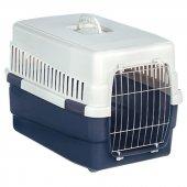 ımac Carry 60 Köpek Taşıma Kafesi Mavi