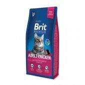 Brit Premium Cat Adult Tavuklu Yetişkin Kedi Mamas...