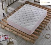 Saray Tek Kişilik Set Baza+Başlık+Ortopedik Yatak (120x200)-11