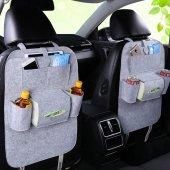 Araç Oto Araba İçi Koltuk Arkası Eşya Düzenleyici Organizer Çanta