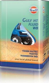 Gulf Ht Fluid Wb Traktör Arka Transmisyon Yağı (16...