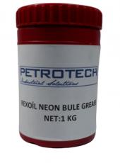 Rexoil Neon Blue Gres Lityum Komplex Sabunlu Gres