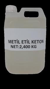Metil Etil Keton (Mek) Solvent 2400 Kg