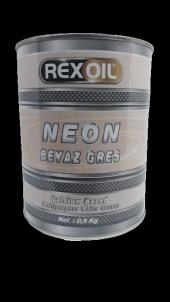Rexoil Neon Kalsiyum Sabunlu Beyaz Gres 0,95 Kg