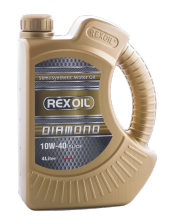 Rexoil Diamond 10w40 Benzin, Dizel Ve Lpg