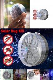 Güneş Enerjili Vantuzlu Solar Sinek Kıran Buzz Zaper