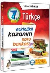 çanta Yayınları 7.sınıf Türkçe Soru Bankası 2019
