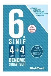 TUDEM 6.SINIF 4+4 FASİKÜL DENEME