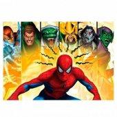 200 Parça Örümcek Adam Spider Man Spiderman...