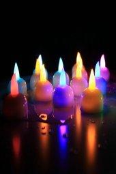Suda Yanan 48li Renk Değiştiren Led Işık