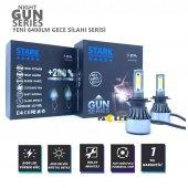 Stark Night Gun H7 8400lümen 6500k Beyaz Şimşek...