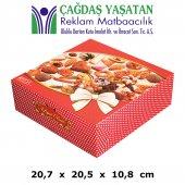 1500 Gram Kuru Pasta Kutusu (100 Adet) 009