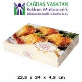 2000 gram Baklava Kutusu ( 100 Adet ) - 013