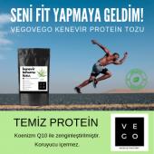 Vegovego Kenevir Protein Tozu - Fırsat Paket-8