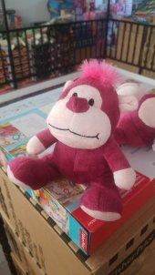 Pelüş Maskot Oyuncak 15 cm Asılabilir Maymun Peluş