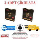 Ginseng Chocolate 48 Hours Gold 2 Adet Cinsel Çikolata Ücretsiz Kargo