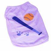Kedi Köpek Elbisesi Penye Atlet Kolsuz Giysi...