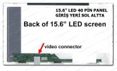 Arçelik 1v6 Anb550b2ı5 Ekran Panel 15.6