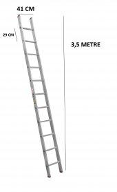 Beykon 3.5 Metre Tek Parça Alüminyum Merdiven