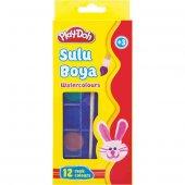 Play Doh Sulu Boya 12 Renk 28 Mm Çap