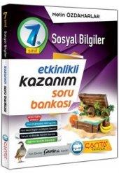 çanta Yayınları 7.sınıf Sosyal Bilgiler Soru Bankası 2019
