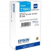 Ppt Premium Epson T7892xxl Mavi Orijinal Kartuş C13t789240