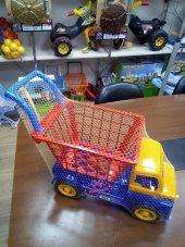 Oyuncak Market Pazar Arabası Kamyon Kargo Ücretsiz-3