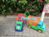 Oyuncak Market Pazar Arabası Kamyon Kargo Ücretsiz-4