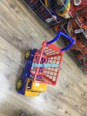Oyuncak Market Pazar Arabası Kamyon Kargo Ücretsiz-5