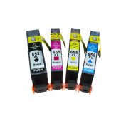 PPT PREMİUM® HP Deskjet Ink Advantage 3525 C/M/Y/K MUADİL KARTUŞ SET