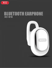 Xo B18 Beyaz Bluetooth Kulaklık