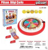 Pilsan Bilgi Çarkı Oyuncak Bilgi Çarkı Eğitim...