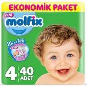 Molfix Bebek Bezi 4 Beden Maxi Ekonomik Paket...